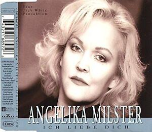 Angelika-Milster-Ich-liebe-dich-1993-2-tracks-Maxi-CD