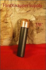 "7/8"" Copper Bopper - Copper Billets, Flint knapping tools, arrowheads"