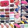 Newly Women Lady PU Leather Clutch Wallet Long Card Holder Case Purse Handbag