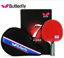 Butterfly TBC701 Table Tennis Ping Pong Racket Paddle Bat Blade With Box
