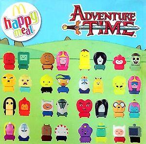 2016 Mcdonalds Happy Meal Toys Cartoon Network Adventure