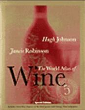 The World Atlas of Wine, 5th Edition-ExLibrary