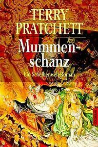 Mummenschanz-von-Pratchett-Terry-Buch-Zustand-gut