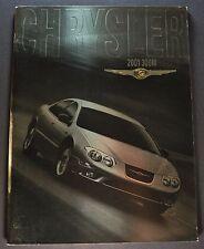 2001 Chrysler 300M Catalog Sales Brochure Excellent Original 01