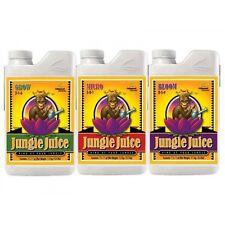 Advanced Nutrients Jungle Juice Micro + Grow + Bloom pack 1L fertilizzante