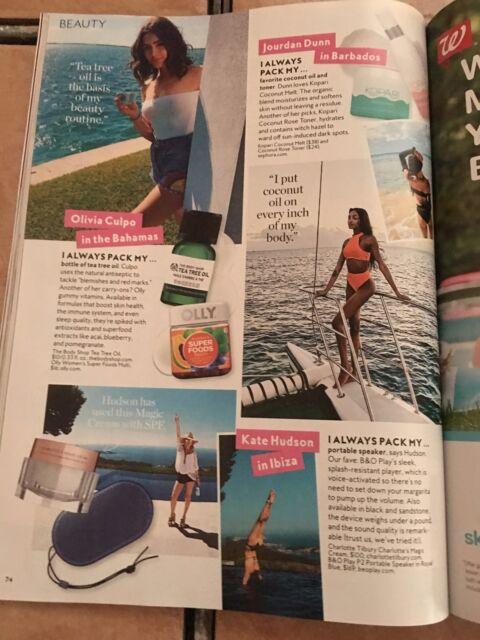 InStyle Magazine Whats next for Fashion Nicole Kidman July