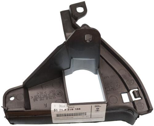 BMW E46 Posteriore Destro Coperchio del bilanciere Davanzale Fango Flap Guard 51718219168