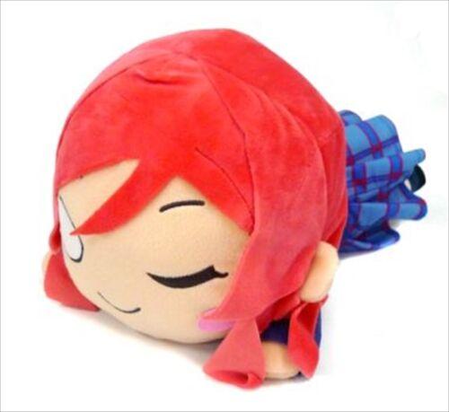 Love Live Mega Jumbo Nesoberi Plush Doll  MAKI NISHIKINO Japan 40cm