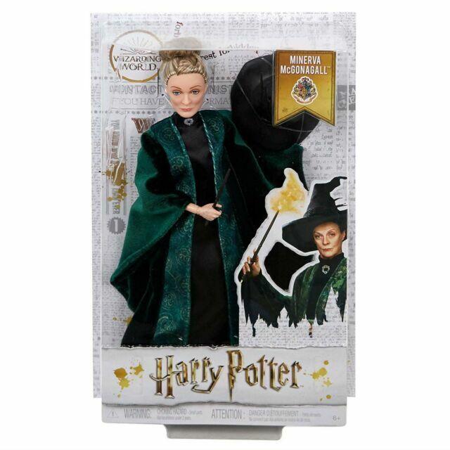 Harry Potter Minerva Mcgonagall Doll Wizarding World Mattel