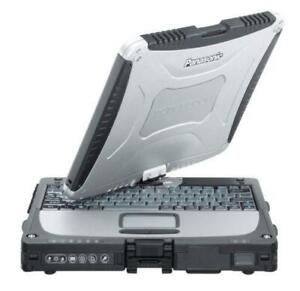 SUPER SALE: Panasonic Toughbook CF-19 Tablet Fully Rugged laptop Wifi Window 10 Pro with 256GB SSD Free Upgrade MSOffice Canada Preview
