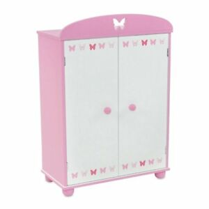 Merveilleux Image Is Loading 18 Inch Doll Furniture Beautiful Pink And White