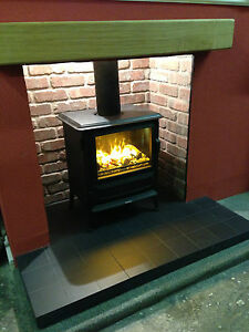 5-034-x4-034-x42-034-SOLID-OAK-BEAM-INGLENOOK-FIRPLACE-SHELF-STOVES-OILED-OR-WAXED