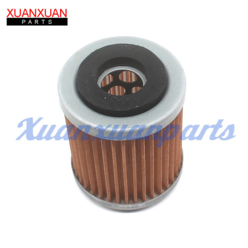 5 Pcs Oil Filter for Yamaha YFM350 YFM350FH YFM350FW YFM350ER YFM250R YFM350U