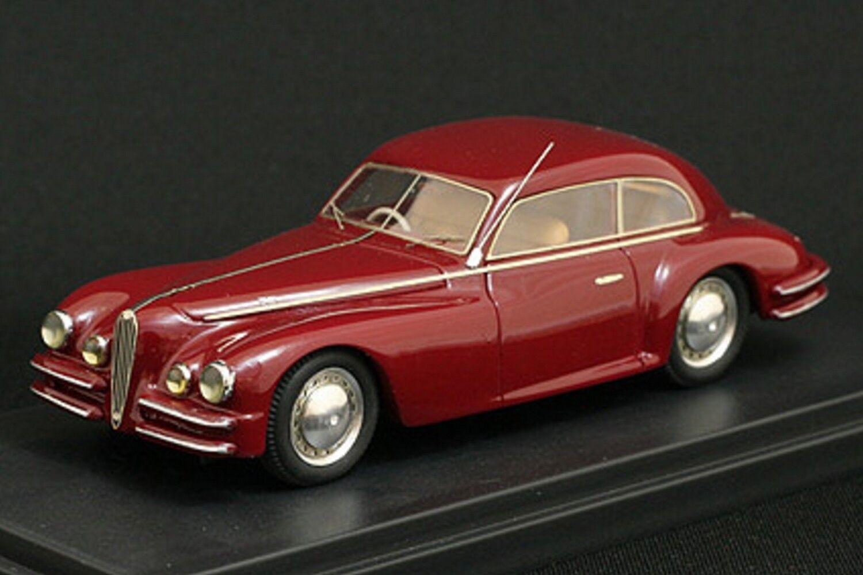 Alfa Romeo 6C 2500SS Berlinetta 1947 - Hand Built Klaxon 1 43