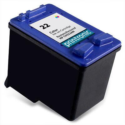 Color HP 22 Ink Cartridge - OfficeJet J3640 J3650 J3680 4315 5600 5605 5610