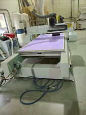 Multicam Mg103 Cnc Router 4x8 Flat Table With Vac Pump