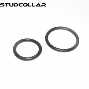 19mm To 60mm Id Studcollar-nitrile-ultimates 2 X Strong Rubber Penis Rings