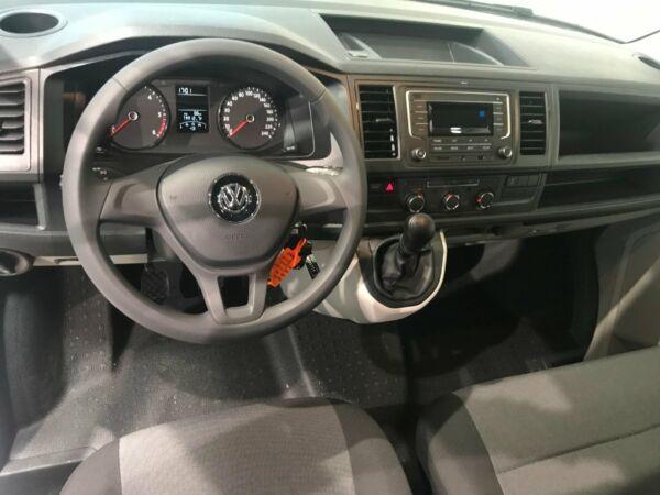 VW Transporter 2,0 TDi 84 Ladvogn kort - billede 5