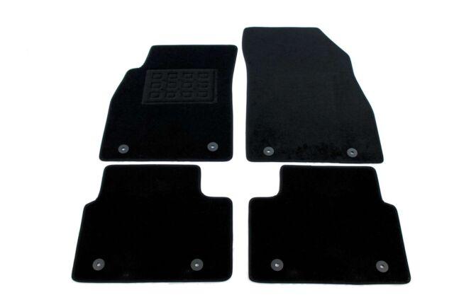 4 Stücke Passform Gummimatte Fussmatte Für Opel Insignia 2008-2013