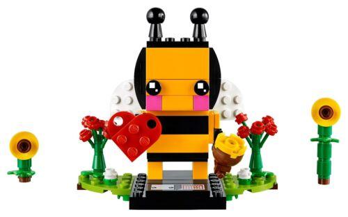 LEGO® Seasonal Nr 29 BrickHeadz 40270 Valentinstags-Biene NEU /& OVP