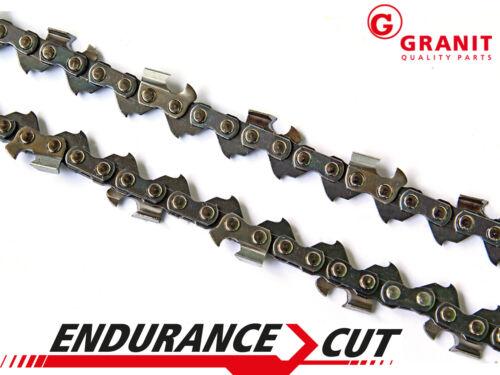 """Granit Endurance Coupe Chaîne de tronçonneuse-black et decker gk435 16 /"""" 56dl 3//8/"""".050 /"""""""