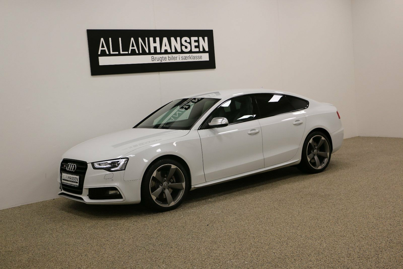 Audi S5 3,0 TFSi SB quattro S-tr. 5d - 599.900 kr.