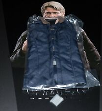 Hot Toys New Star Wars Force Awakens Han Solo Snow Coat & Scarf 1/6 MMS374 Hoth