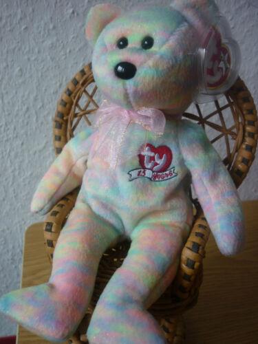 Baby CELEBRATE 15 Jahre TY Teddy sehr selten Ty Beanie Babies
