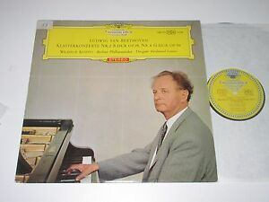 LP-BEETHOVEN-KLAVIERKONZERTE-2-4-KEMPFF-LEITNER-DGG-138775-Red-Stereo