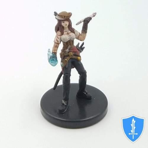 Sandara Quinn Skull /& Shackles #19 Pathfinder Battles D/&D Mini Pirate