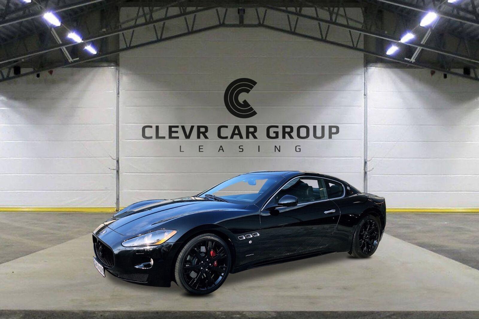 Maserati GranTurismo 4,7 S Automatic 2d