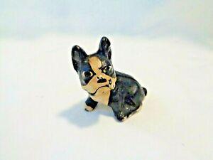 Cast Iron French Bulldog Paperweight