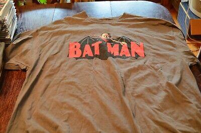 3XLT Batman Mens Bat Logo Signal New T-Shirt 2XL 2XLT 4XLT 5XL 3XL 4XL
