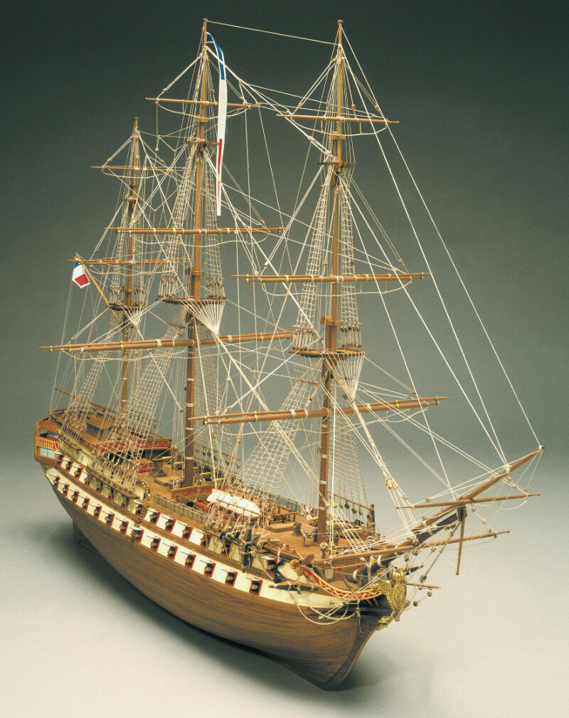 Mantua Models Le Superbe Wooden Period Ship Kit 1 75 Scale