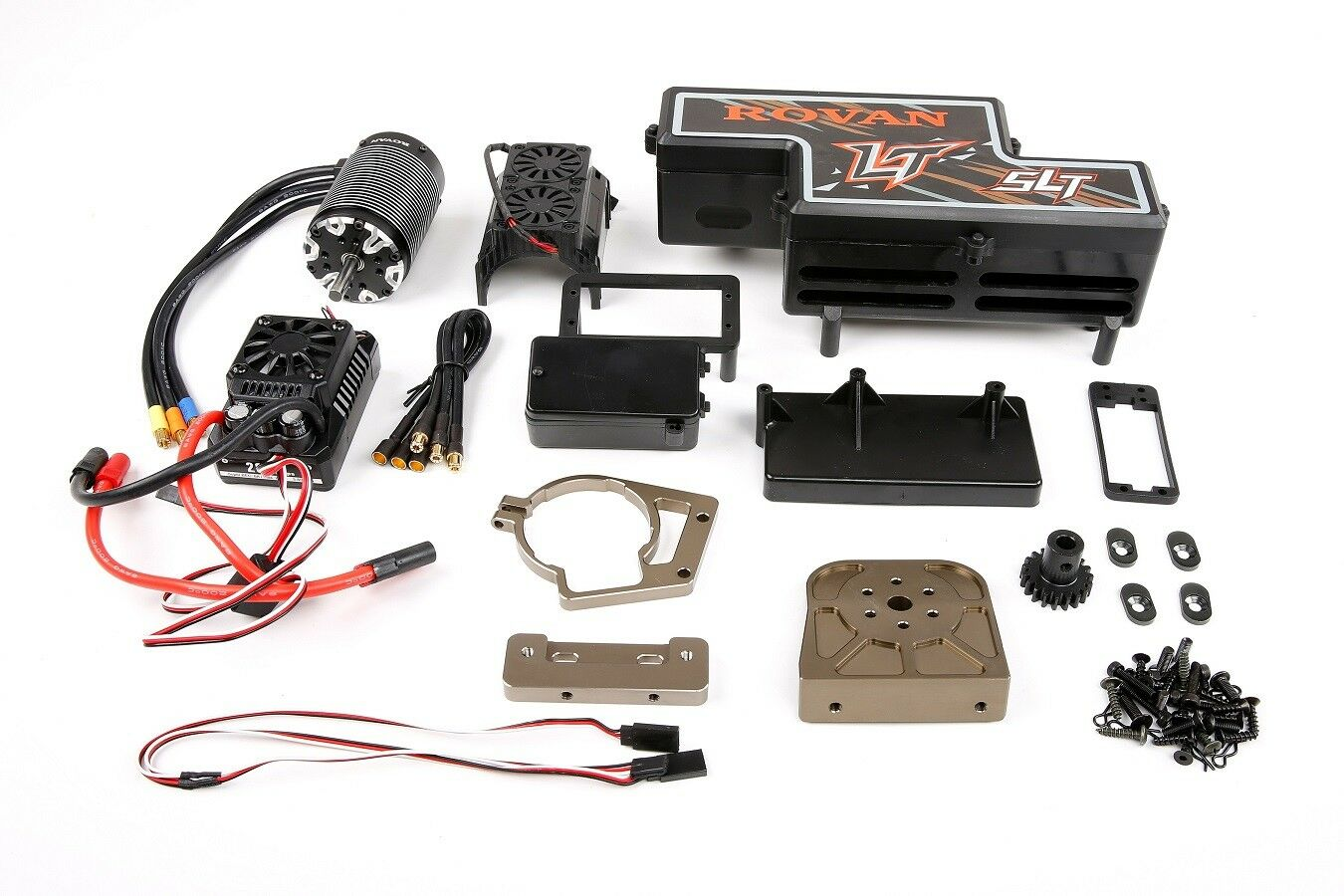 Nuovo Electric LT/SLT oil changed Conversion kit for 1/5 losi 5ive-T parts