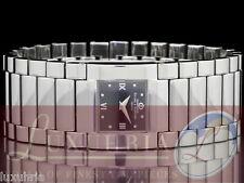 BAUME & MERCIER CATWALK LADY EDELSTAHL BLACK DIAL 23,7x21mm | MV045197