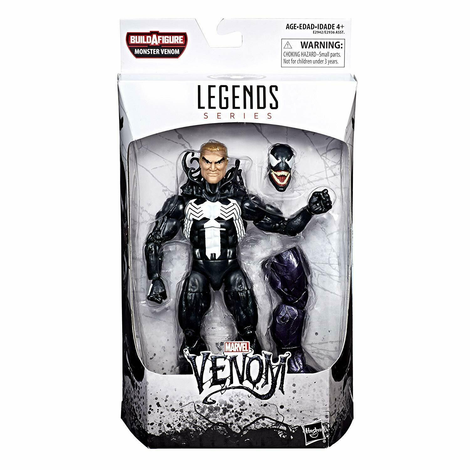 Marvel E2942 Legends Venom Action Figure