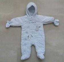 1f6de173b693 Vingino Baby Boys Snowsuit Overall Ski Suit TSAVI Hoodie Gloves Blue ...