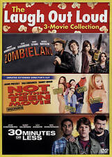 30 Minutes or Less / Not Another Teen Movie / Zombieland - Vol - Set, New DVDs