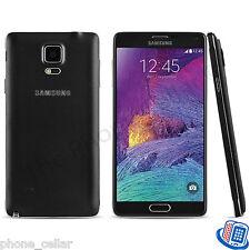 GSM Unlocked Samsung Galaxy Note 4 IV N910P 32GB Black Smartphone