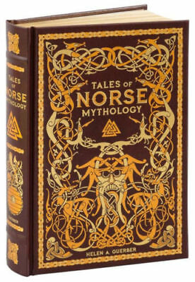 Guerber Bonded Leather Edition NEW SEALED Tales of Norse Mythology by Helen A