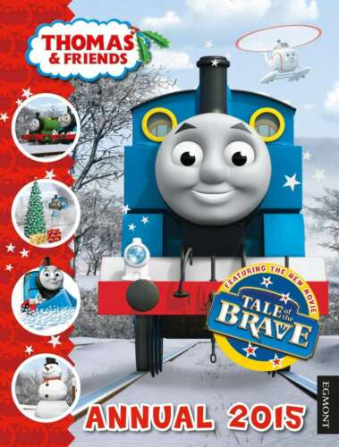 1 of 1 - Thomas & Friends Annual 2015 (Annuals 2015), , Very Good condition, Book