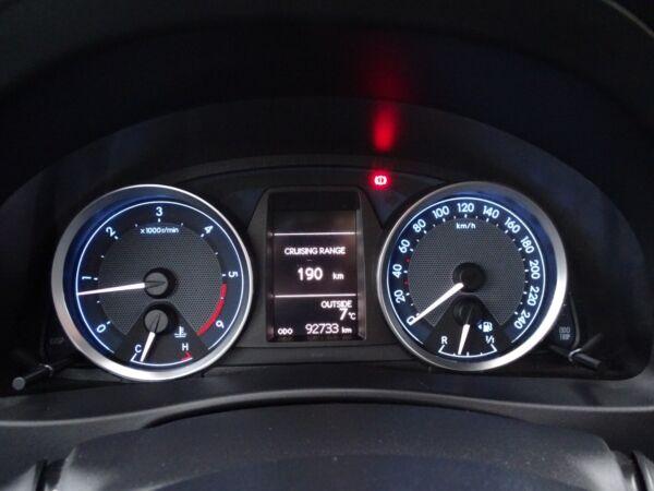 Toyota Auris 2,0 D-4D T2 Touring Sports billede 7