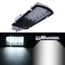 LED 24W Cool White Road Street Light Outdoor Floodlight Yard Garden Spot Lamp US