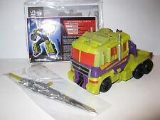 Transformers Collectors Club TFCC TFSS 5.0  Toxitron  New Mint Combiner Wars