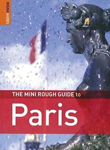Good-The-Mini-Rough-Guide-to-Paris-Rough-Guide-Miniguides-Paperback-McConn