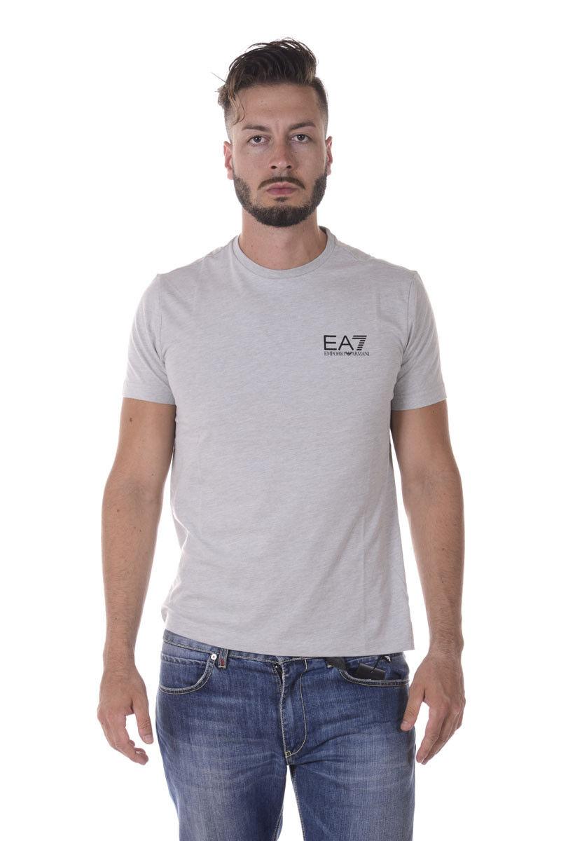 EMPORIO ARMANI EA7 T-shirt Felpa taglia. S uomo grigi offerta 6YPT51PJ30Z-3904 mettere offerta grigi 76b454