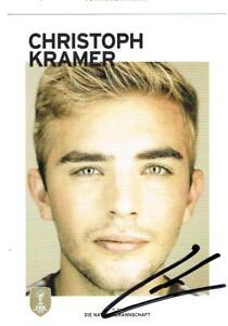 Christoph-Kramer-AK-2014-DfB-Trikot-mit-original-Unterschrift