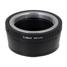 Fotodiox objetivamente adaptador m42 lens for MFT (micro - 4/3 m4/3) Camera