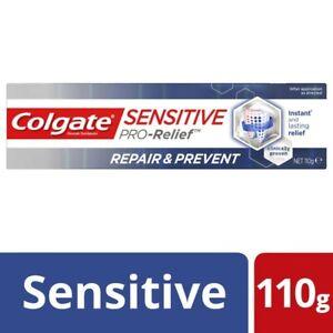 Colgate Sensitive Lasting Pro-Relief Repair & Prevent Toothpaste Tube 110g